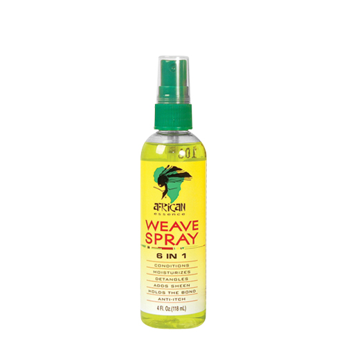 African Essence Weave Spray 6 IN 1 (4 oz)