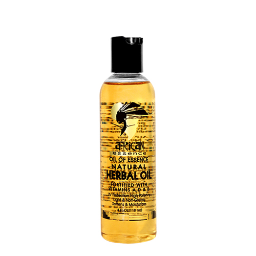 African Essence Herbal Oil of Essence Oil Free Shine Drop (4 oz)