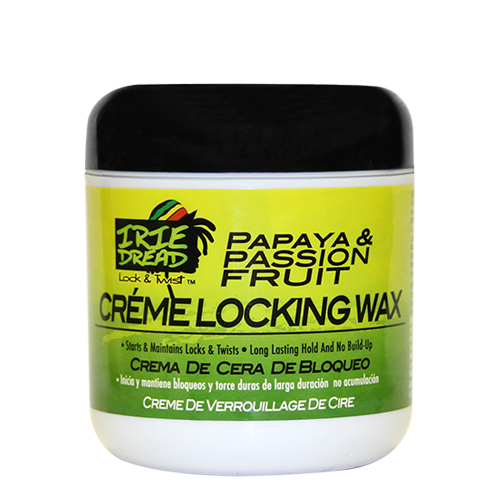 IRIE DREAD Creme Locking Wax (6 oz)