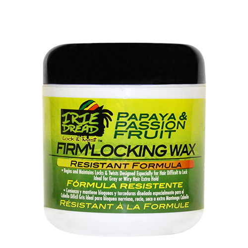 IRIE DREAD Firm Locking Wax (6 oz)