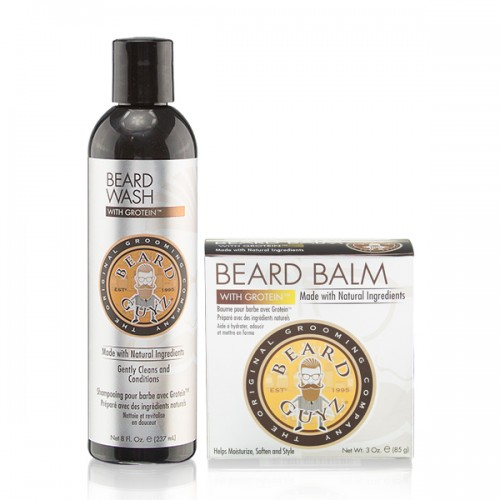 Beard Guyz Wash and Balm Combo Pack