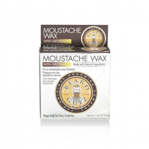 Beard Guyz Moustache Wax