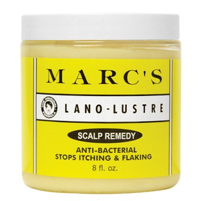 MARC'S LANO-LUSTRE (Scalp Remedy) (8 oz)