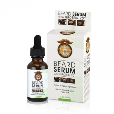 Beard Serum with Grotein 20