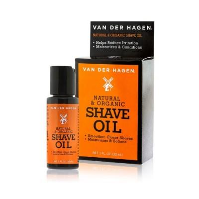 VAN DER HAGEN Shave Oil