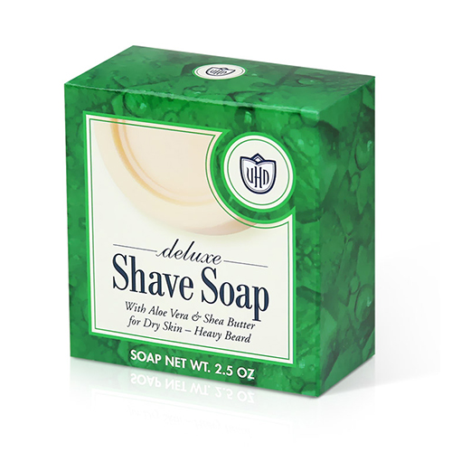 VAN DER HAGEN Deluxe Shave Soap