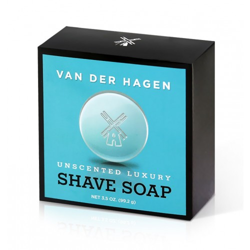 Unscented Luxury Shave Soap