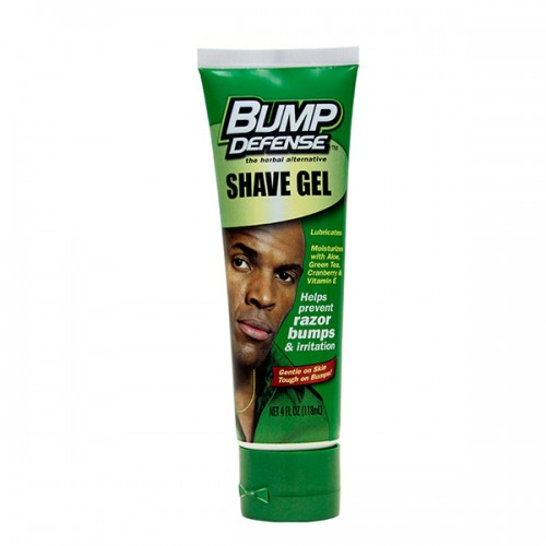 BUMP DEFENSE SHAVE GEL