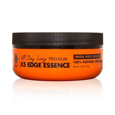 All Day Long Edge gel -  X5 Natural SheaButter (Mega Hold)