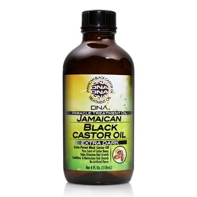 My DNA Jamaican Black Castor Oil - Extra Dark 4oz