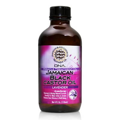 My DNA Jamaican Black Castor Oil Lavender 4oz