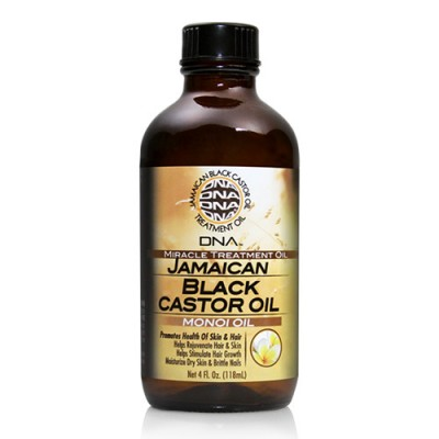 My DNA Jamaican Black Castor Oil - Monoi Oil 4oz