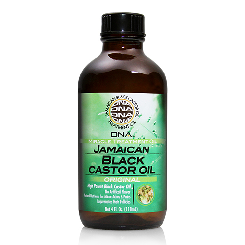 My DNA Jamaican Black Castor Oil ORIGINAL 4oz