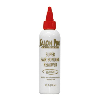 Salon Pro Hair Bond Remover Lotion (4 oz)
