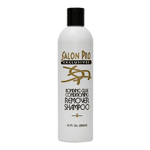 Salon Pro Exclusive Bonding Glue Remover Shampoo w/ Conditioner (12 oz)