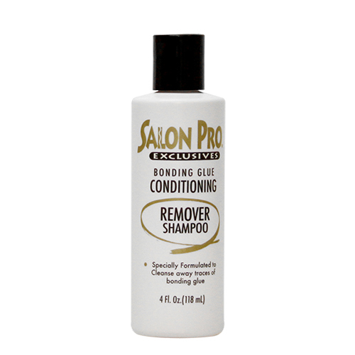 Salon Pro Exclusive Bonding Glue Remover Shampoo w/ Conditioner (4 oz)