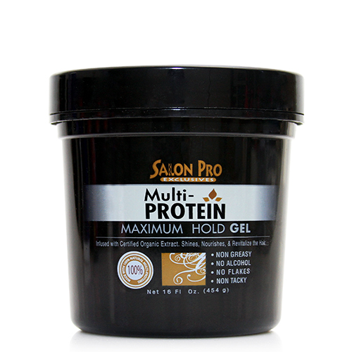 Salon pro Multi Protein Styling Gel (16oz)