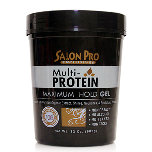 Salon pro Multi Protein Styling Gel (32oz)