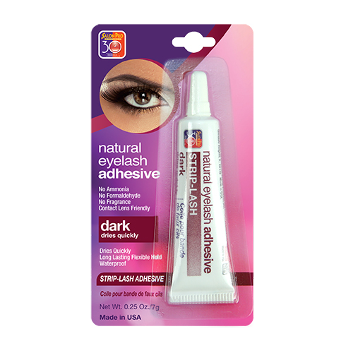 Salon Pro 30 Sec natural eyelash adhesive (Dark)