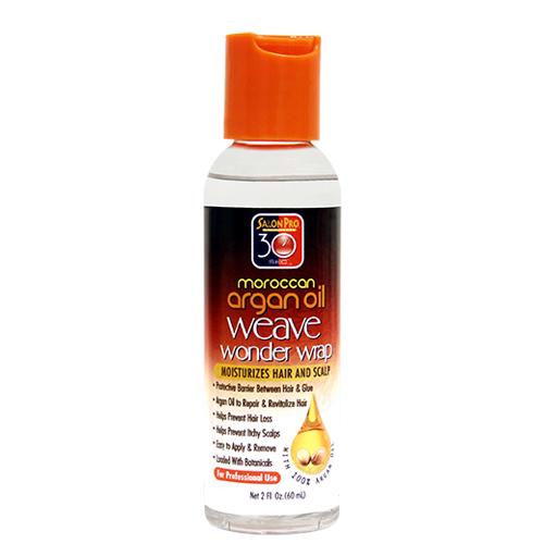 Salon Pro 30 sec Argan Weave Wonder Wrap (Clear / 2 oz)