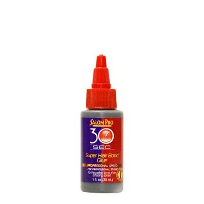 Salon Pro 30 Sec Hair Bonding Glue (1 oz)