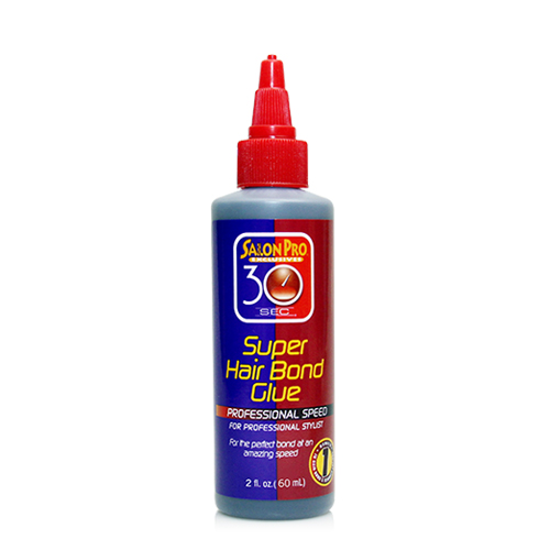 Salon Pro 30 Sec Hair Bonding Glue (2 oz)