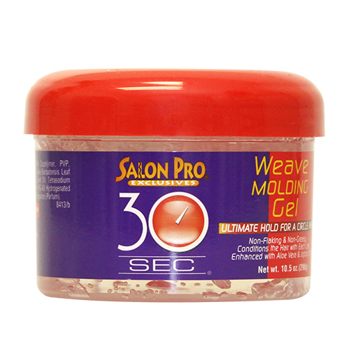 Salon Pro 30 Sec Weave Molding Gel (10.5 oz)