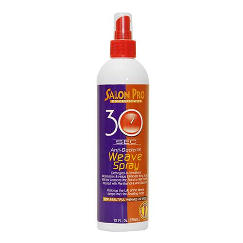 Salon Pro 30 Sec Weave Spray (12 oz)