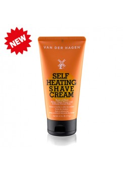 VAN DER HAGEN Self-Heating Shave Cream