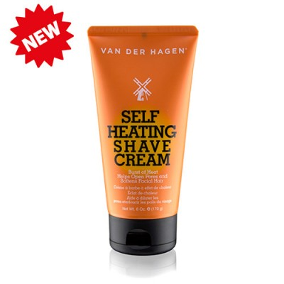 Self-Heating Shave Cream