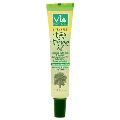 Via Natural Tea Tree Oil Reviews
