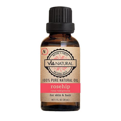 Via natural 100% Pure - Rosehip Oil (1 FL OZ)
