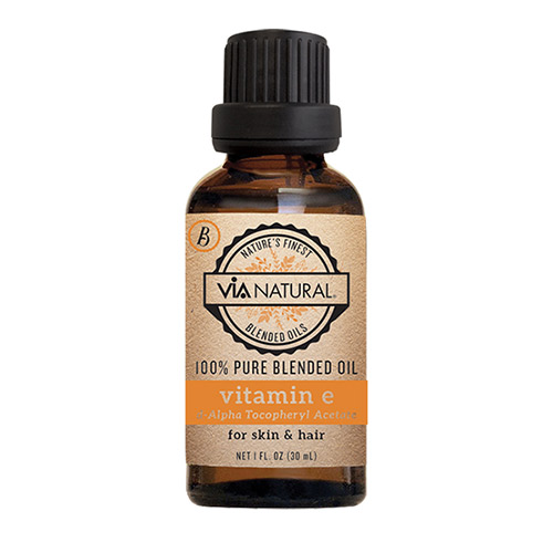 Via natural 100% Pure - Vitamin E Oil (1 FL OZ)