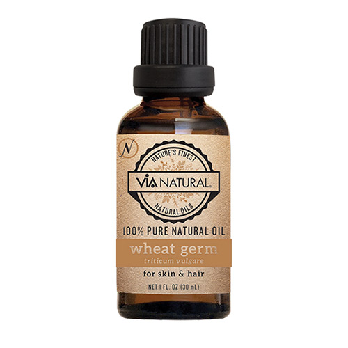 Via natural 100% Pure - Wheat Germ Oil (1 FL OZ)