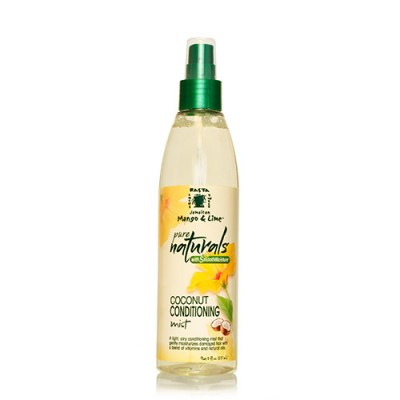 Pure Naturals with Smooth Moisture  Coconut Conditioning Mist (8oz)