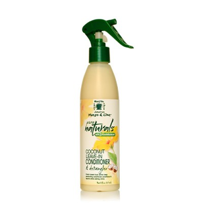 Pure Naturals with Smooth Moisture Leave-In Conditioner & Detangler (8 oz)