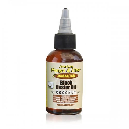 Jamaican Black Castor Oil - Coconut (2 oz)