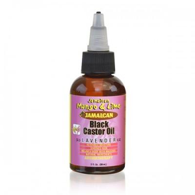 Jamaican Black Castor Oil - Lavender (2 oz)