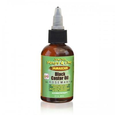 Jamaican Black Castor Oil - Rosemary (2oz)
