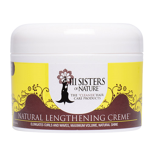 III Sisters of Nature Natural Lengthening Crème (8 oz)