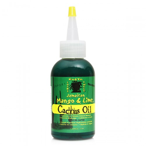 Jamaican Mango & Lime Cactus Oil (4 oz)