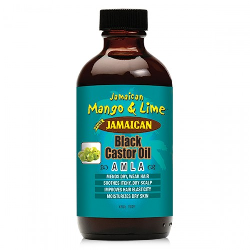 Jamaican Black Castor Oil - Amla (4 oz)