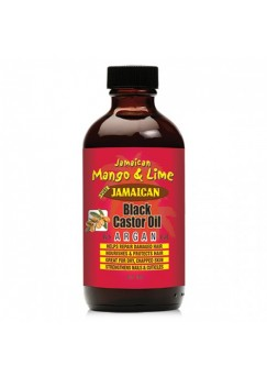 Jamaican Black Castor Oil - Argan (4 oz)