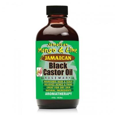 Jamaican Black Castor Oil - Rosemary (4 oz)
