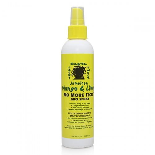 Jamaican Mango & Lime No More Itch Gro Spray (8 oz)
