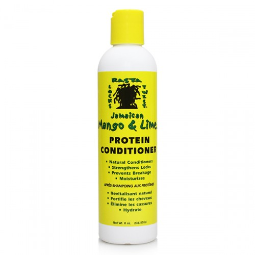 Jamaican Mango & Lime Protein Conditioner (8 oz)