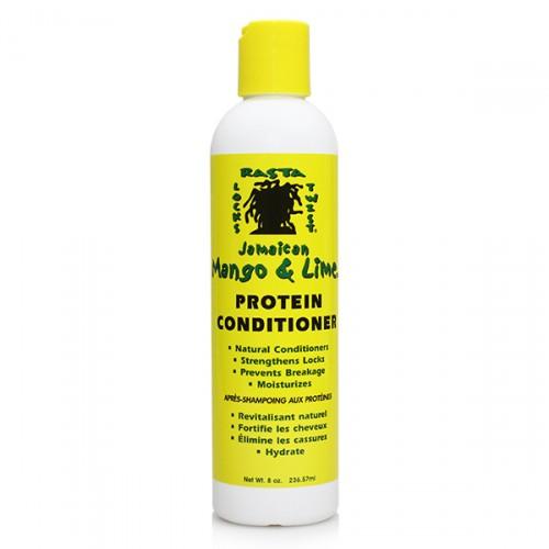 Jamaican Mango & Lime Protein Conditioner (8 oz)