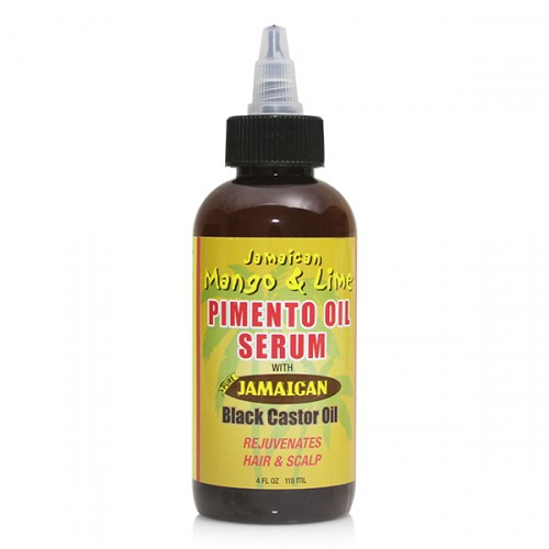 Jamaican Black Castor Oil Pimento Oil Serum (4 oz)