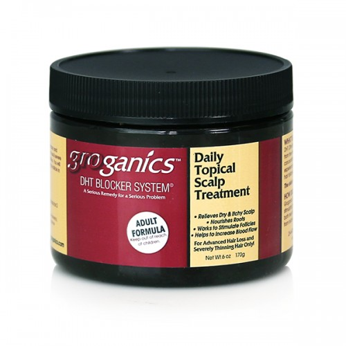 Groganics Daily Topical Scalp Treatment (6 oz)