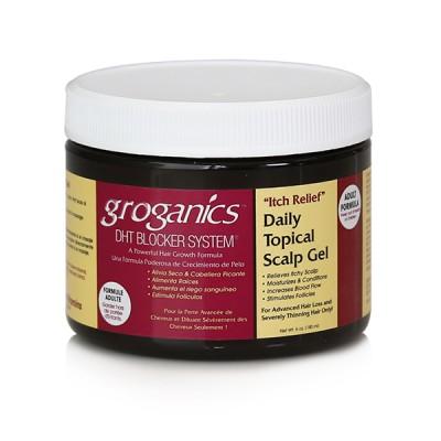 Groganics Daily Topical Scalp Gel (6 oz)